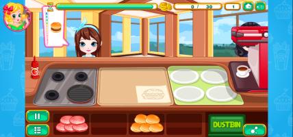 A Lanchonete dos Hambúrgueres - screenshot 1