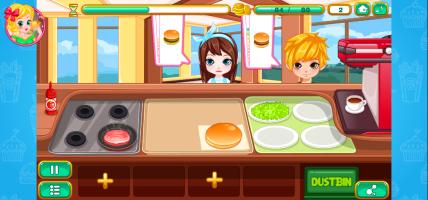 A Lanchonete dos Hambúrgueres - screenshot 2