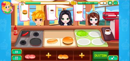A Lanchonete dos Hambúrgueres - screenshot 3