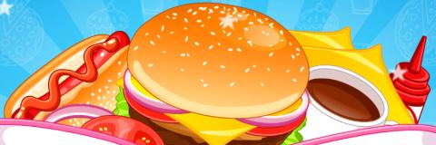 A Lanchonete dos Hambúrgueres