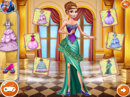 Arrumar Anna Para o Baile - screenshot 2