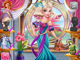 Arrume Elsa de Estilo Vintage - screenshot 3