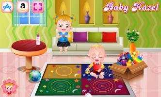 Baby Hazel Diversão na Cozinha - screenshot 1