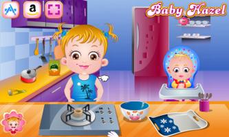 Baby Hazel Diversão na Cozinha - screenshot 2