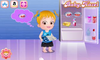 Baby Hazel Diversão na Cozinha - screenshot 3