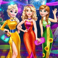 Jogo Baile das Princesas Disney