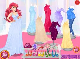 Barbie e Ariel: Princesas Grávidas - screenshot 1