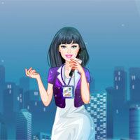 Jogo Vista Barbie Repórter