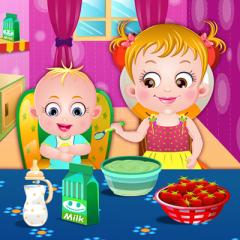 Jogo Bebê Hazel Babá do Irmão