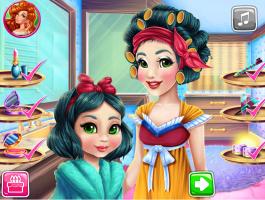 Branca de Neve Muda o Visual - screenshot 2