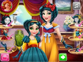 Branca de Neve Muda o Visual - screenshot 3
