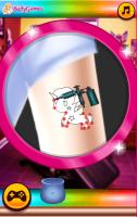 Cinderela tatua o Tornozelo - screenshot 2