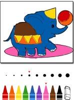 Colorir Livro de Animais - screenshot 1