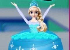 Cozinhe e Decore um Bolo de Princesa