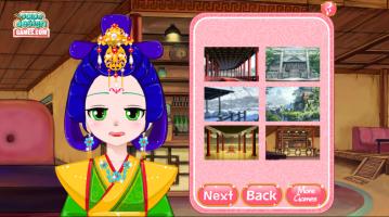 Crie um Avatar de Princesa Chinesa - screenshot 3