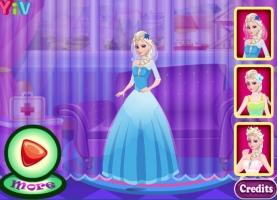 Cuide das Pernas de Elsa - screenshot 3