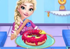 Decore Donuts Com Elsa