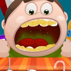 Jogo Dentista de Emergência