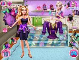 Descubra Roupas Com Barbie - screenshot 2