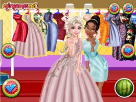 Elsa e Tiana: Férias de Verão - screenshot 1