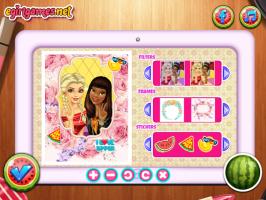 Elsa e Tiana: Férias de Verão - screenshot 3