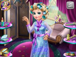 Elsa no Spa - screenshot 3
