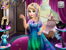Elsa no Spa - screenshot 4