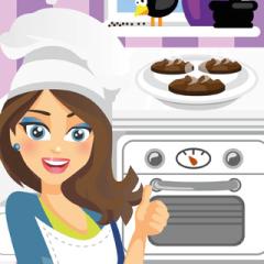 Jogo Emma Cozinha Biscoitos de Chocolate