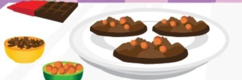 Emma Cozinha Biscoitos de Chocolate