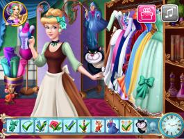 Encontre Objetos com Cinderela - screenshot 1