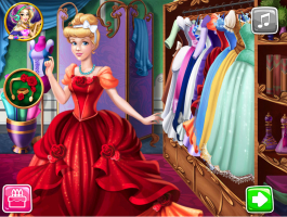 Encontre Objetos com Cinderela - screenshot 2