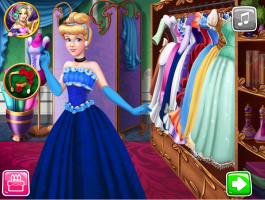 Encontre Objetos com Cinderela - screenshot 3
