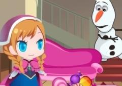 Encontre os Doces do Olaf