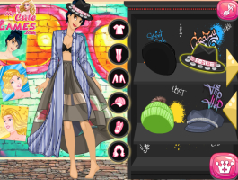 Estilo Urbano das Princesas - screenshot 1
