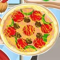 Jogo Faça Pizza Italiana