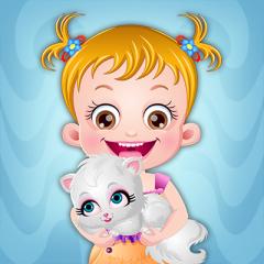 Jogo Hazel e Seu Gatinho Malandro