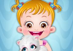 Hazel e Seu Gatinho Danado
