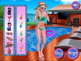 Princesa Elsa: Festa na Piscina - screenshot 3