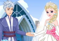 Jack Frost Pede Elsa em Casamento