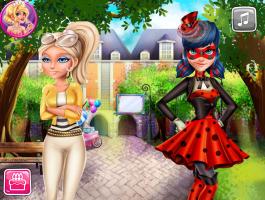 Ladybug Estilista - screenshot 2