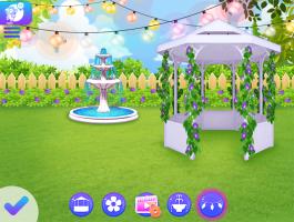 Limpe o Jardim da Barbie, da Elsa e da Ariel - screenshot 2
