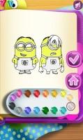 Livro de Colorir Minions - screenshot 1