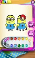 Livro de Colorir Minions - screenshot 2