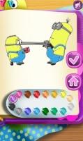 Livro de Colorir Minions - screenshot 3
