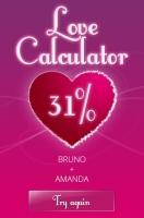 Love Calculator - screenshot 2