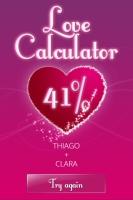 Love Calculator - screenshot 3