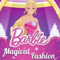 Jogo Maquie e vista a Barbie com Magia