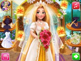 Maquie e Vista Rapunzel Noiva - screenshot 2