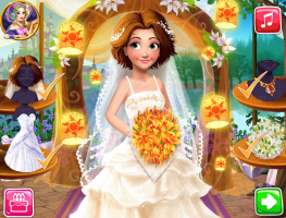 Maquie e Vista Rapunzel Noiva - screenshot 3