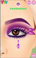Maquie os Olhos e as Sobrancelhas - screenshot 1